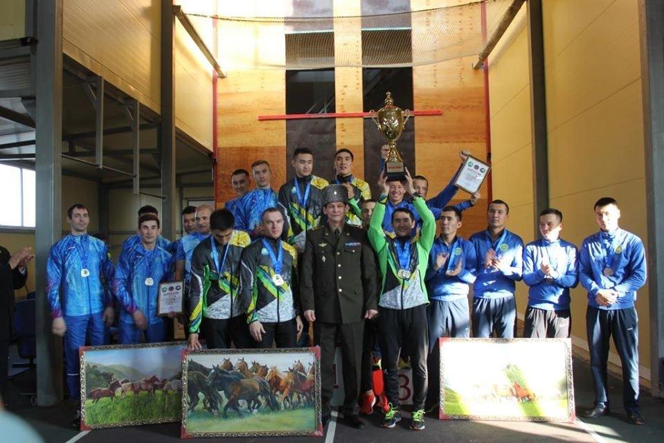 Турнир по пожарно-спасательному спорту прошёл в Атырау (фото), фото-3