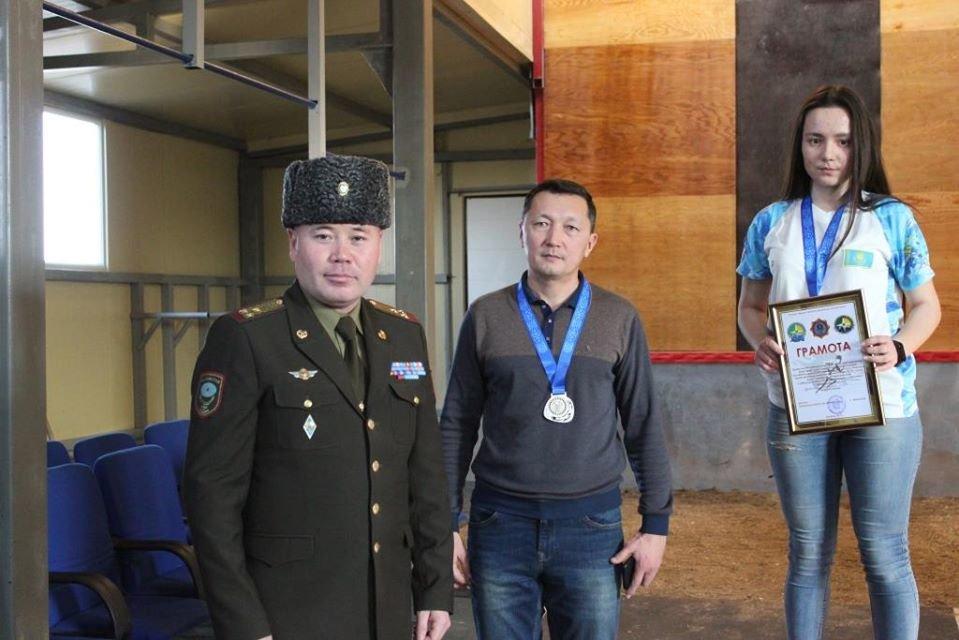 Турнир по пожарно-спасательному спорту прошёл в Атырау (фото), фото-8
