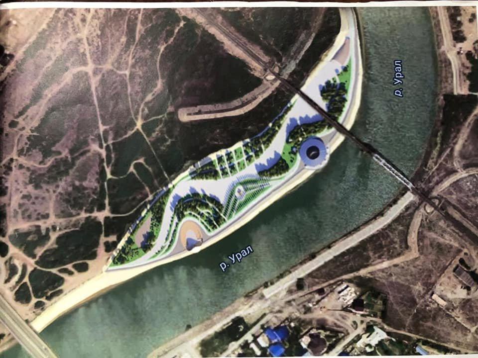 Общественное обсуждение по малым архитектурным формам запустили в Атырау (фото), фото-9