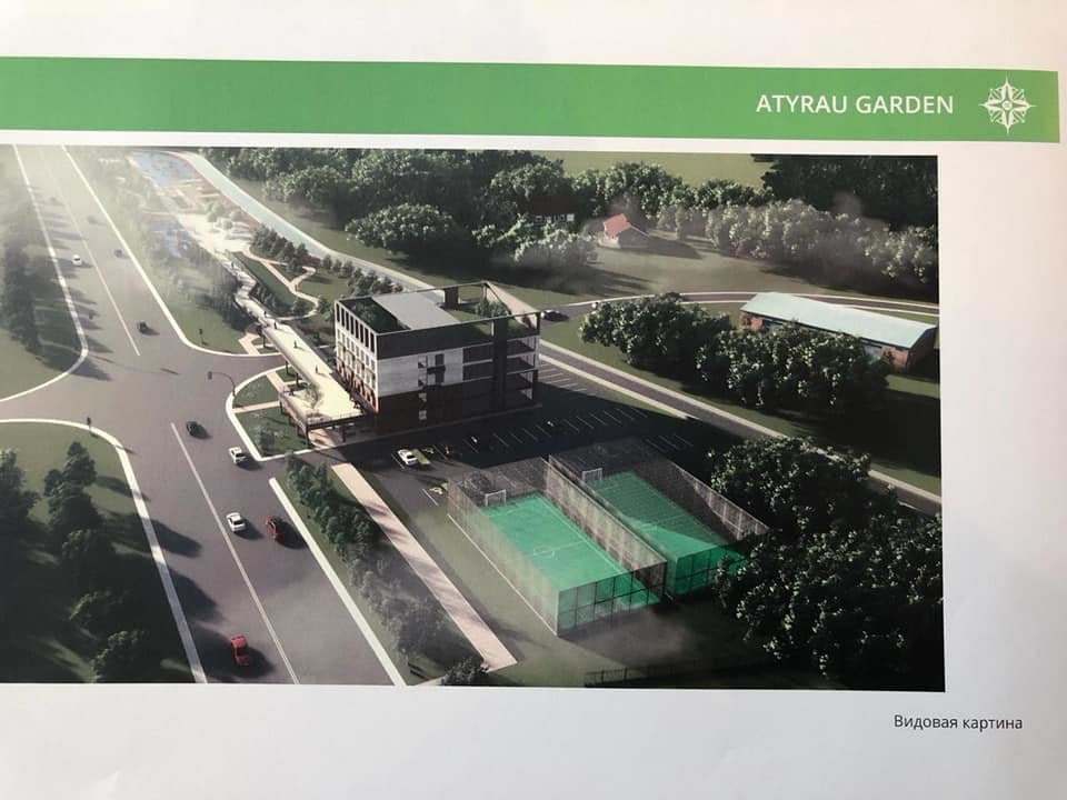 Общественное обсуждение по малым архитектурным формам запустили в Атырау (фото), фото-3