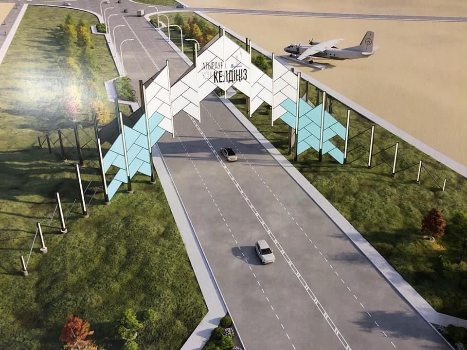 Общественное обсуждение по малым архитектурным формам запустили в Атырау (фото), фото-5