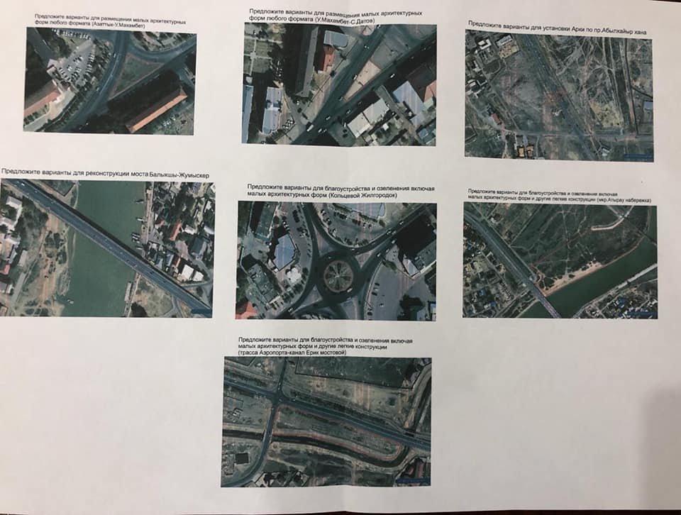 Общественное обсуждение по малым архитектурным формам запустили в Атырау (фото), фото-19
