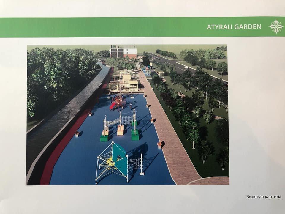 Общественное обсуждение по малым архитектурным формам запустили в Атырау (фото), фото-4