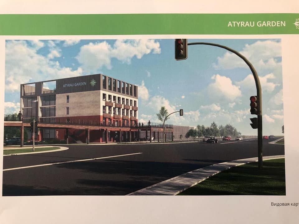 Общественное обсуждение по малым архитектурным формам запустили в Атырау (фото), фото-1
