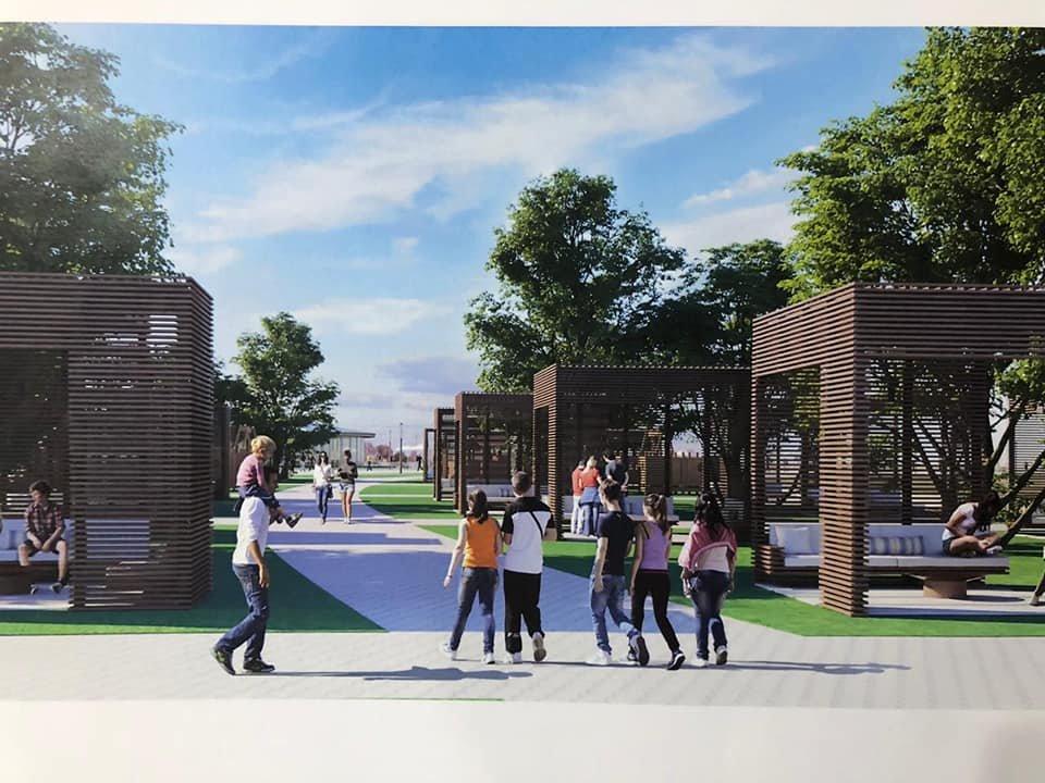 Общественное обсуждение по малым архитектурным формам запустили в Атырау (фото), фото-12