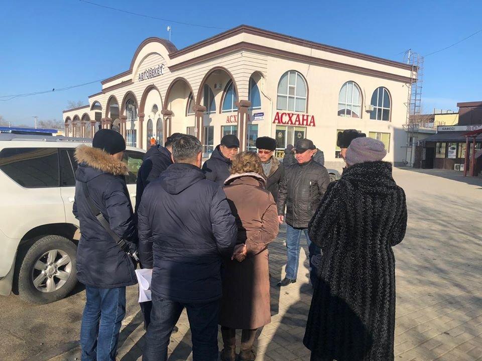 В Атырау начнется реконструкция территории вокруг вокзала, фото-3