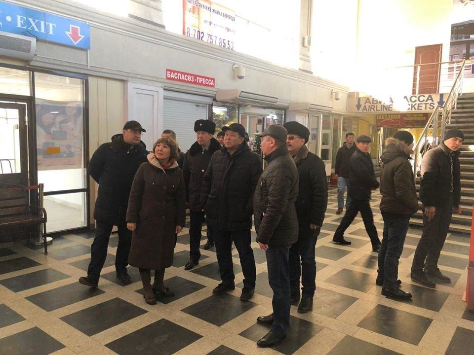 В Атырау начнется реконструкция территории вокруг вокзала, фото-2