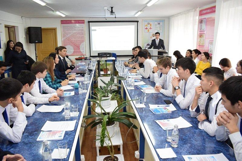 Центр волонтёрского движения открыли в Атырау, фото-1