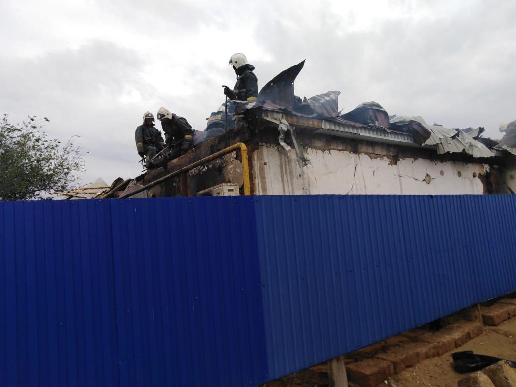 Четверых жителей Атырауской области госпитализировали после хлопка газа, фото-2