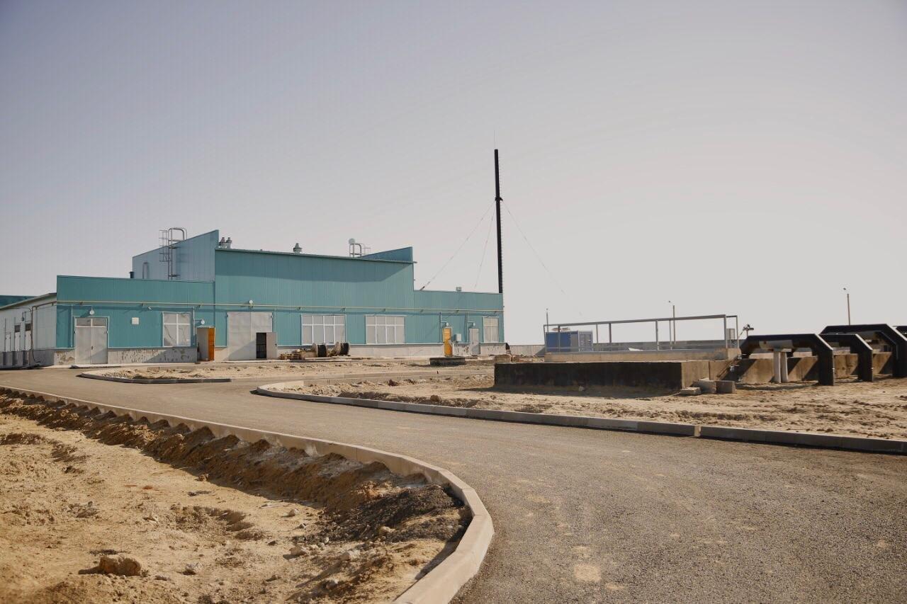 Новые канализационно-очистные сооружения запустят осенью в Атырау, фото-2