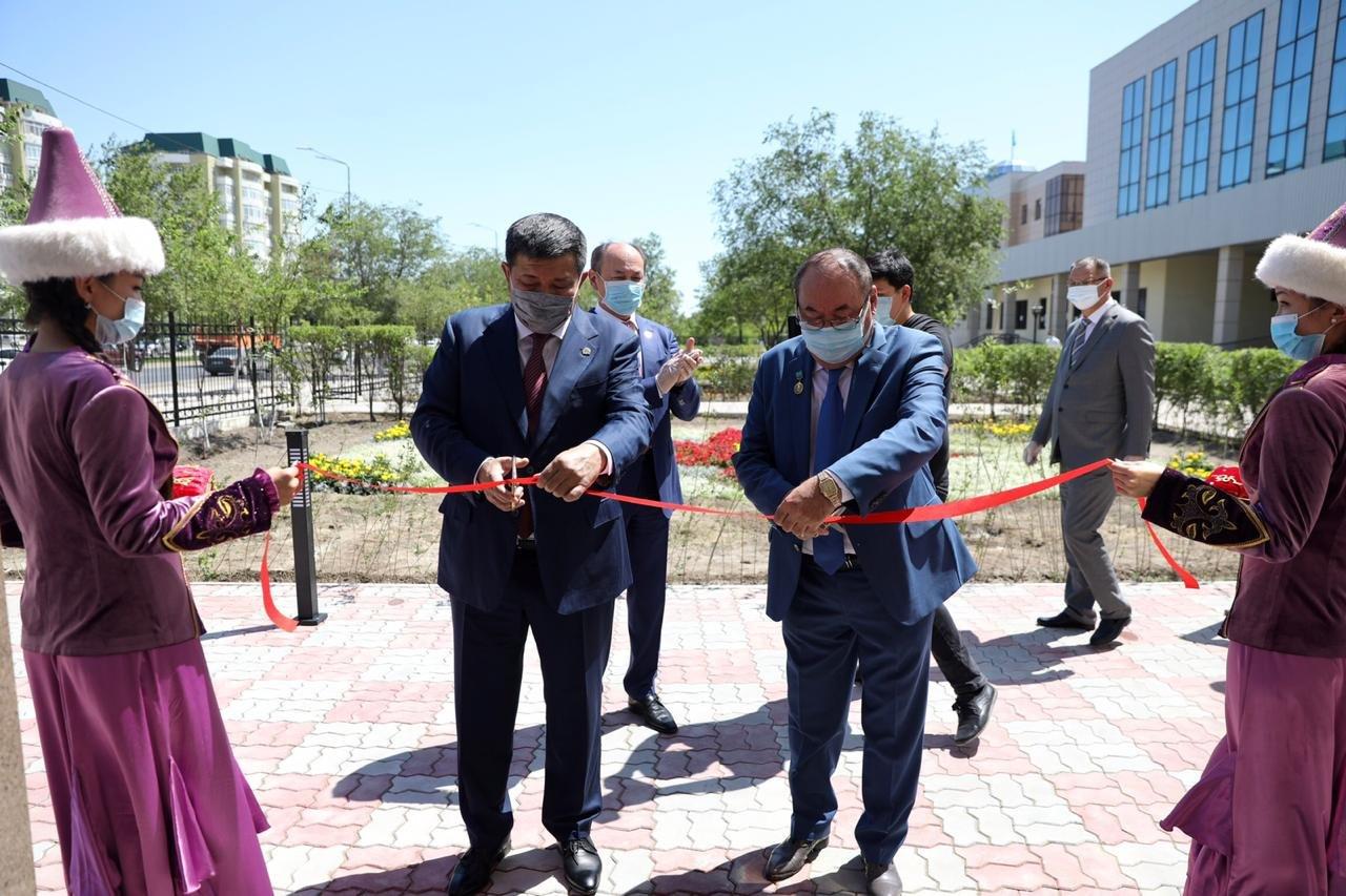 Центр примирения открыли в Атырау, фото-1
