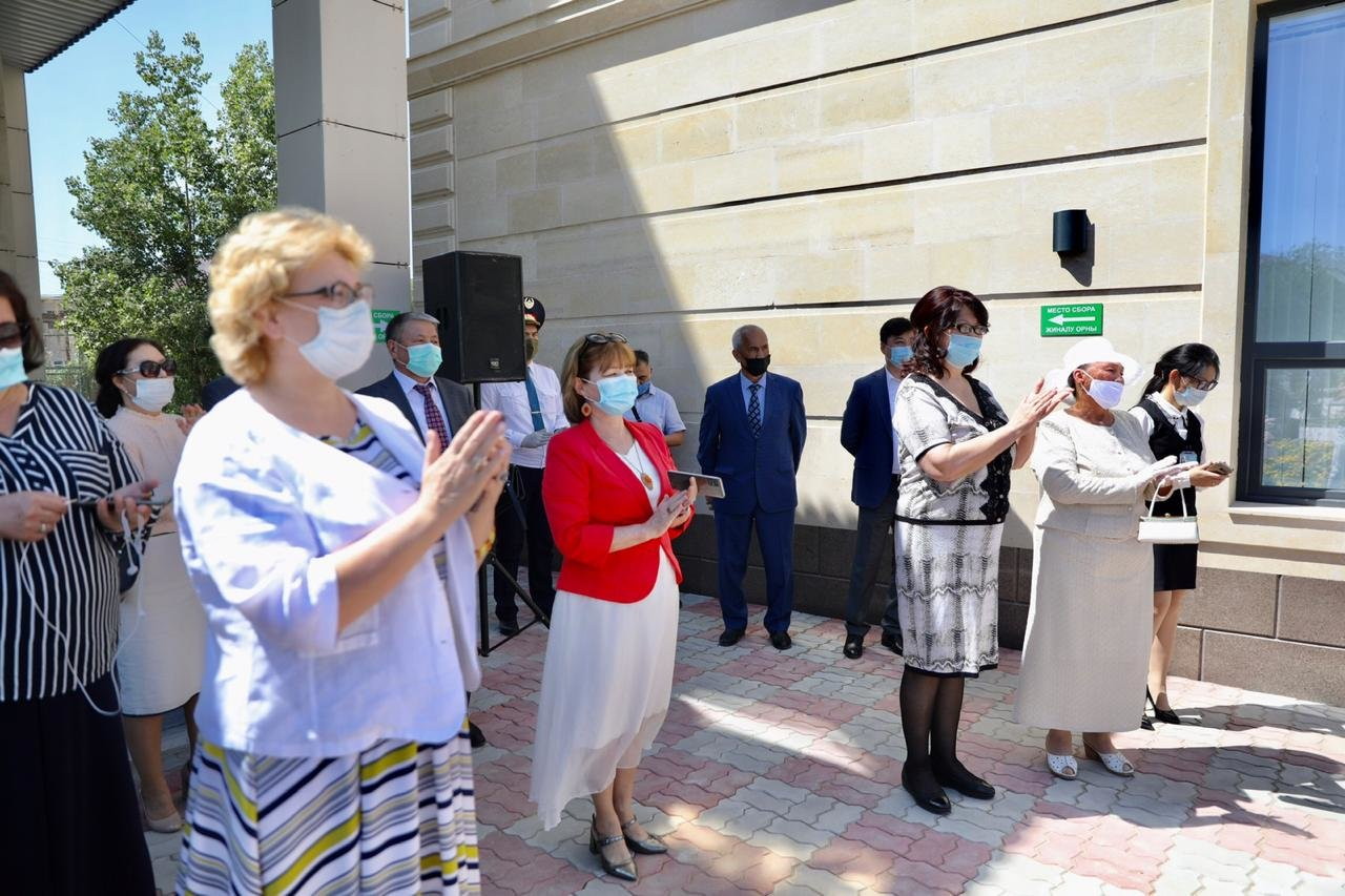 Центр примирения открыли в Атырау, фото-2