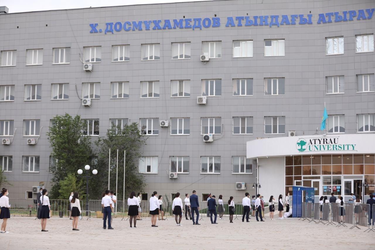 Первый поток сдачи ЕНТ стартовал в Атырау, фото-1