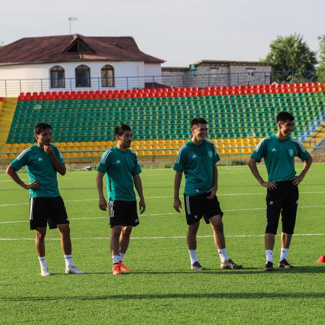Тренировки ФК «Атырау» показали перед стартом сезона Первой лиги, фото-3