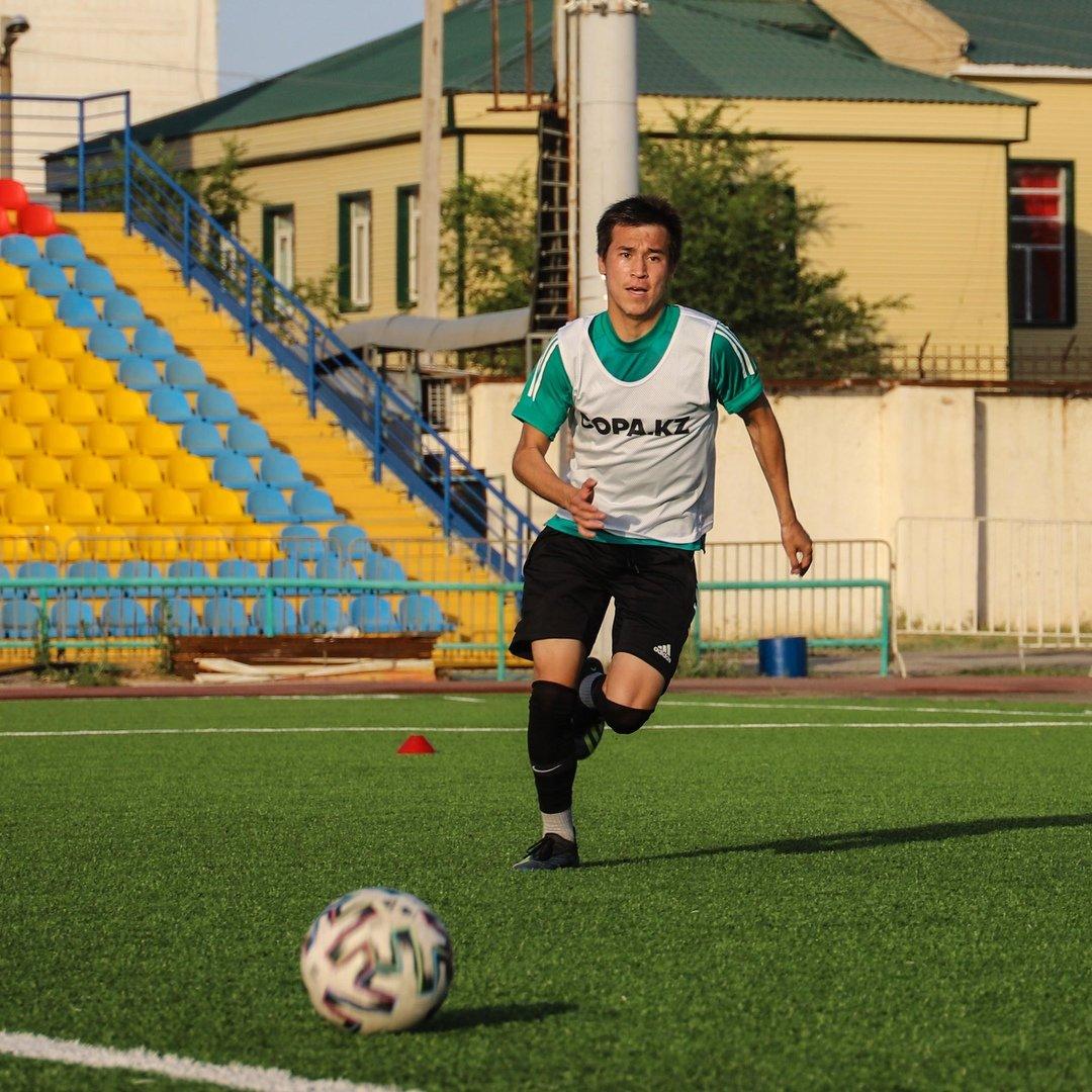 Тренировки ФК «Атырау» показали перед стартом сезона Первой лиги, фото-2