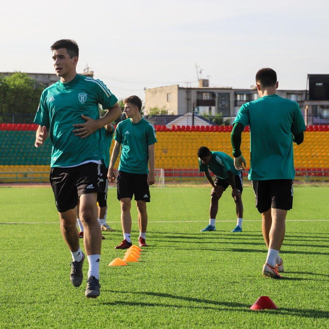 Тренировки ФК «Атырау» показали перед стартом сезона Первой лиги, фото-4