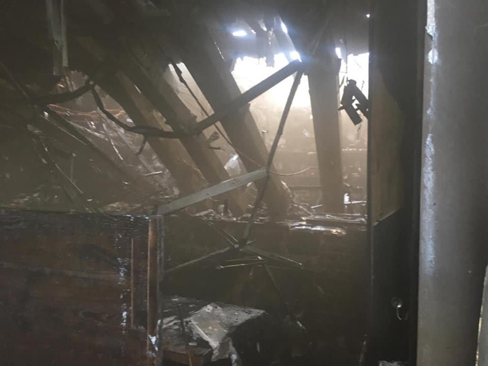 Ресторан горел в Атырау, фото-2