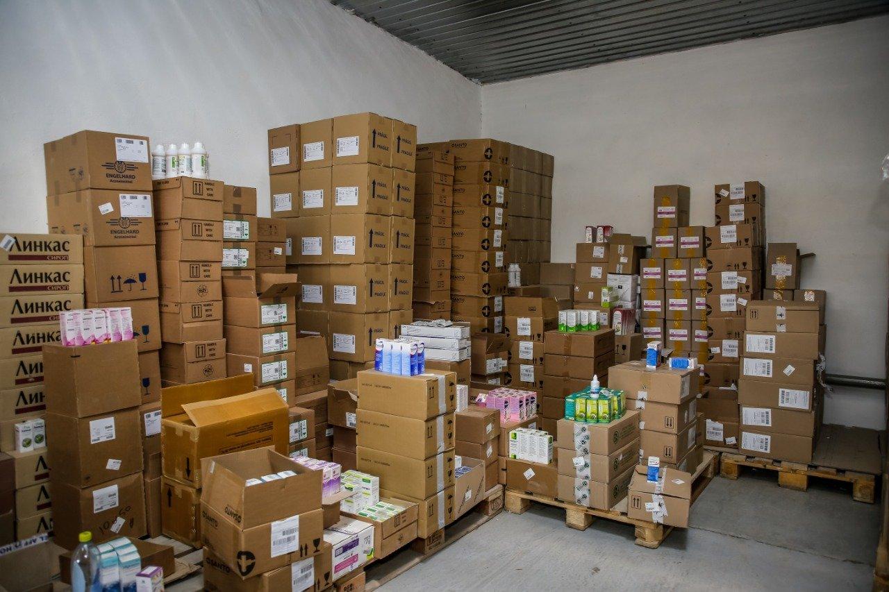 Партию дефицитных медикаментов доставили в Атырау, фото-1
