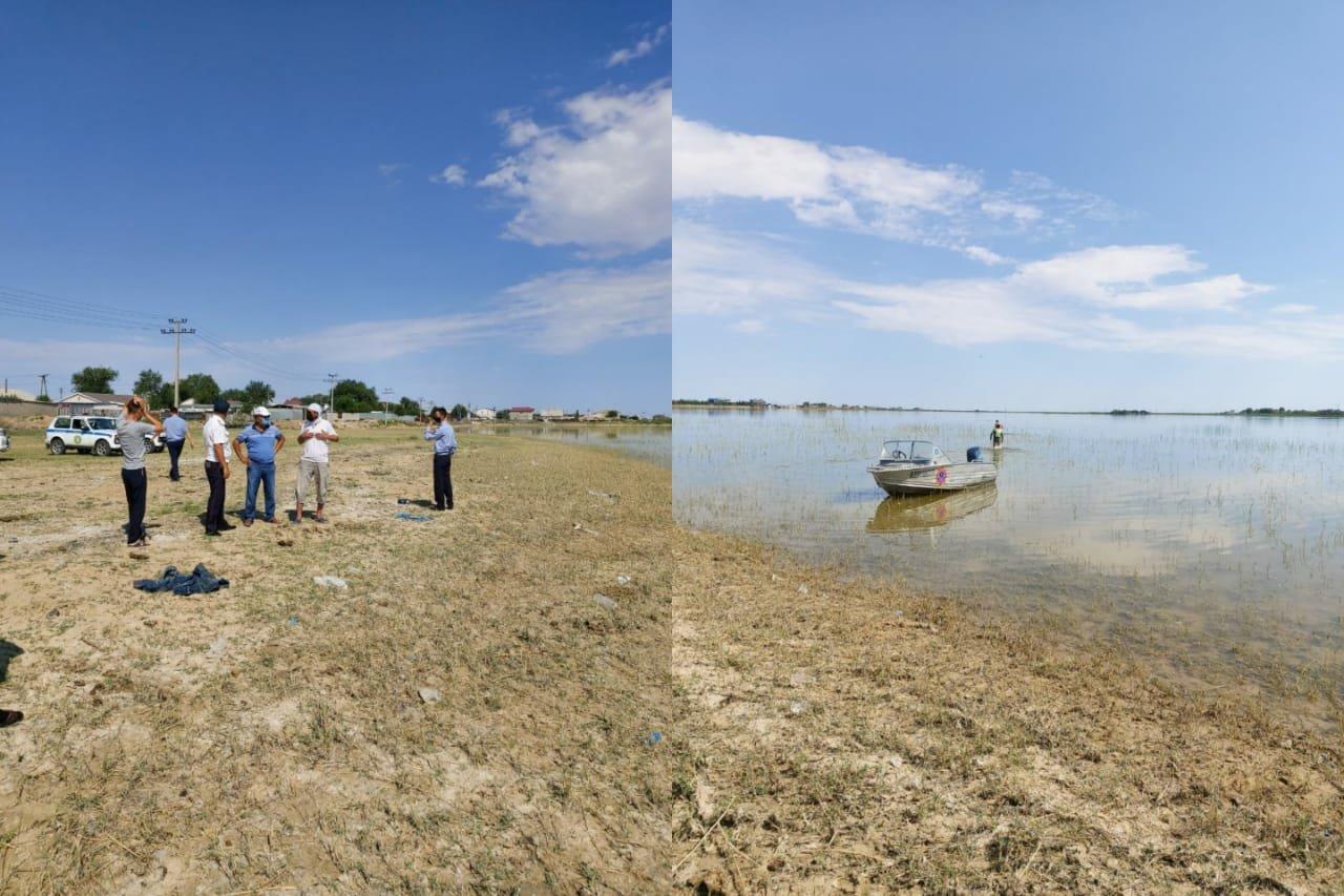 В Атырауской области за четыре дня утонули четыре человека, фото-1