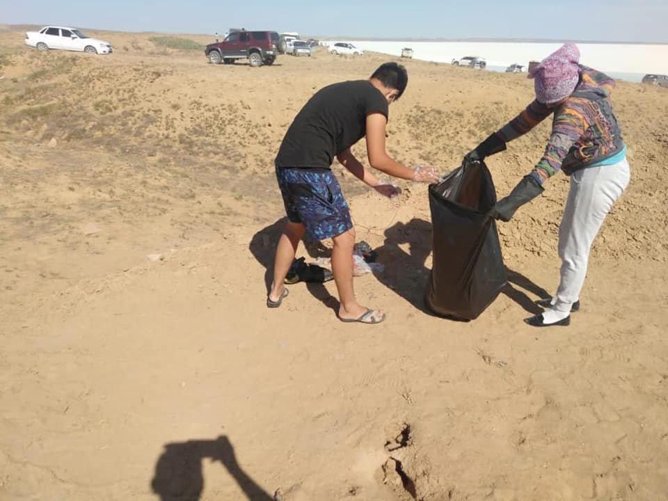 Экологи проводят рейды по Атырауской области, фото-1