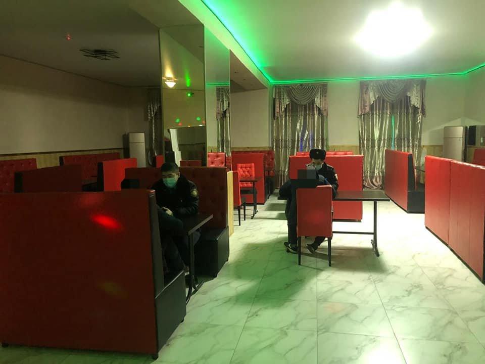 Караоке-клуб в Атырау в восьмой раз попался на нарушении карантина, фото-2, ДП Атырау