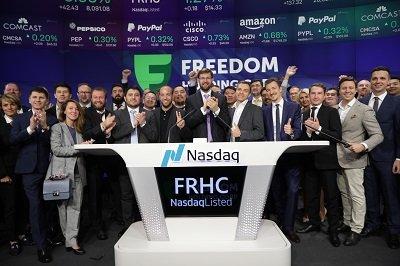 Freedom Holding Corp. америкалық Prime Executions Inc. брокерін сатып алады, фото-1