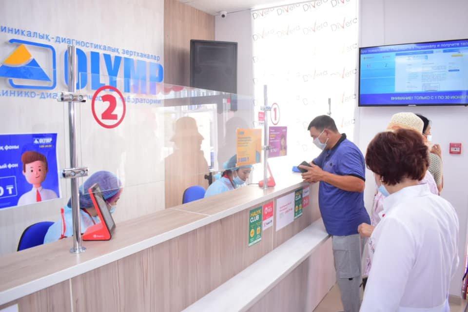 Первый маммологический центр открыли в Атырау
